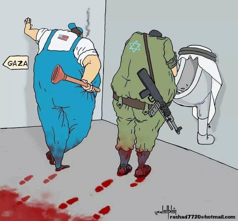 الواقع باختصار #غزة_تحت_القصف