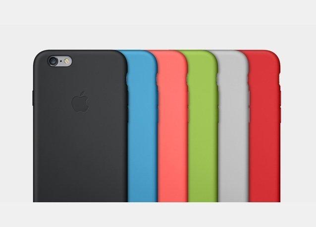 ال#Iphone6 الجديد ستطرحه #Apple مع أغطية قابلة للتغيير مما يهدد شركات صينية في المجال
