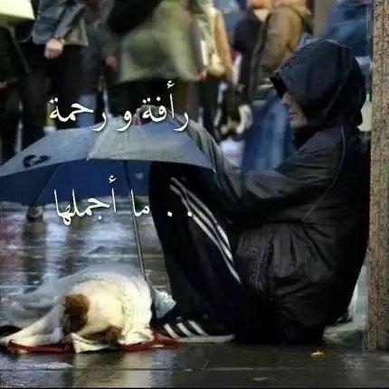 صورة بألف كلمة #رحمة