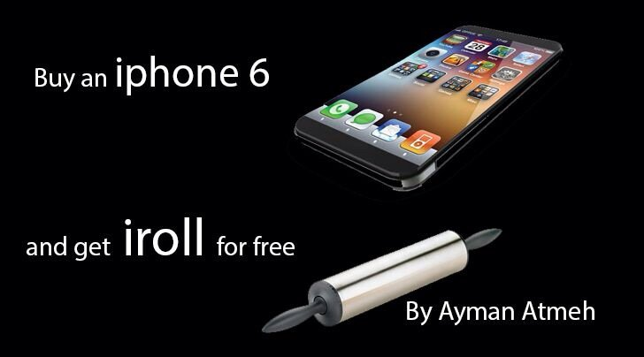 عرض خاص من شركة Apple #iphone6plus