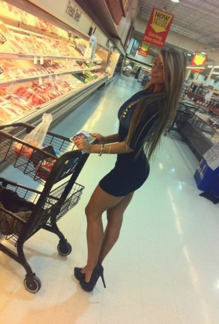 """this is what we see in malls \""""shopping for attention\"""""""