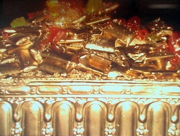 صور تنتشر لمغارة بنك بطليموس في عجلون في الأردن #ذهب_عجلون