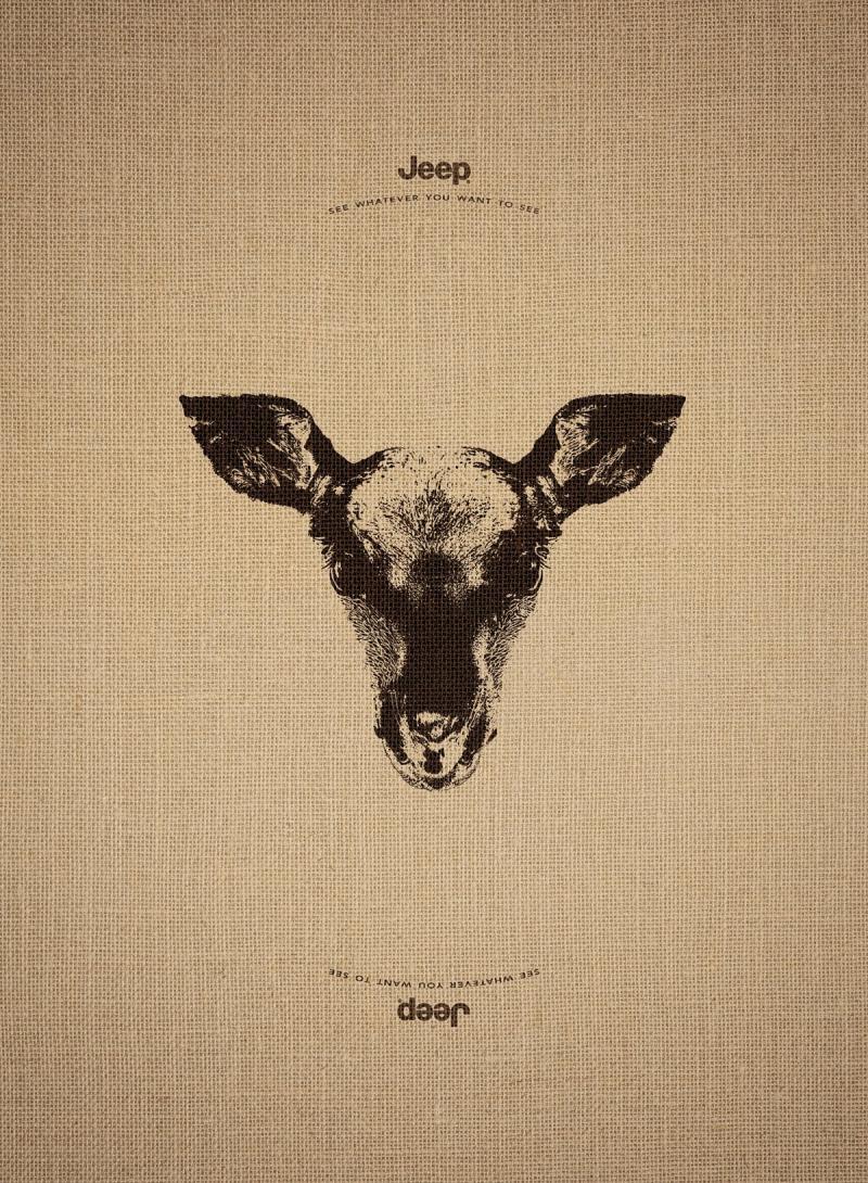 حملة إعلانية من Jeep للدفاع عن الحيوانات #تسويق
