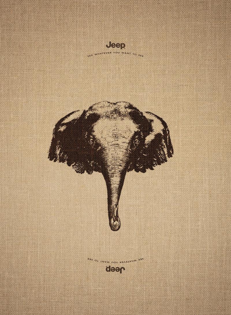 حملة إعلانية من Jeep للدفاع عن الحيوانات #تسويق 2