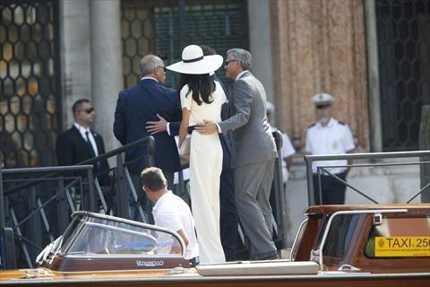 صور زواج جورج كلوني و أمل علم الدين #مشاهير 2