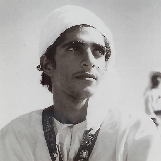 الشيخ ناصر بن راشد النعيمي الأبن الثالث لحاكم عجمان