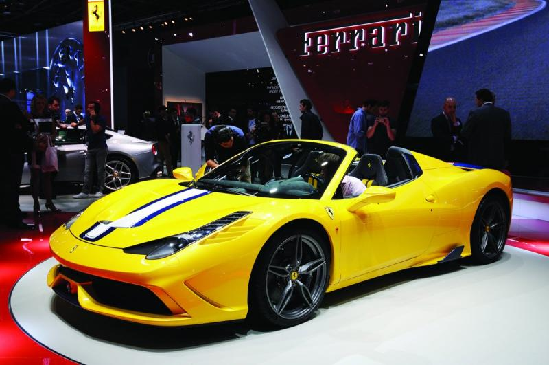 Ferrari 458 Special صورة 2