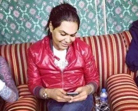 بسام الشامسي شقيق #احلام الشامسي ٢