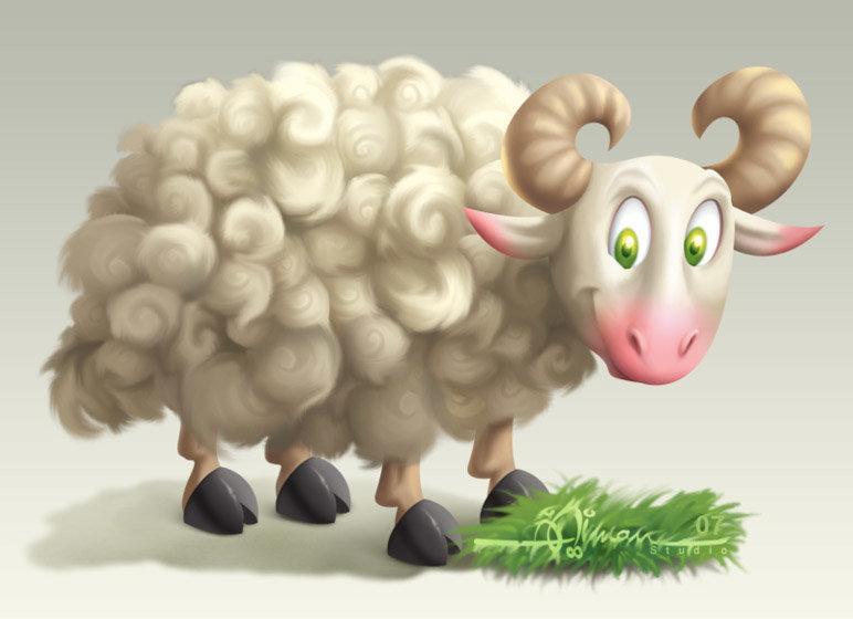خروف العيد يهنيكم بالعيد - كل عام وانتم بخير