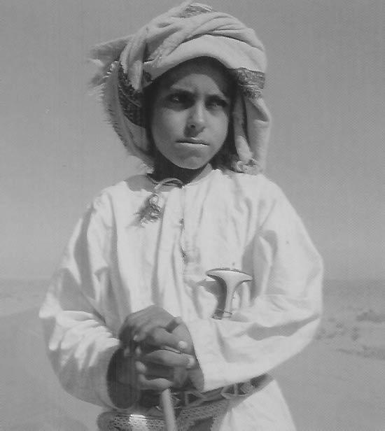 الشيخ سعيد بن راشد النعيمي أحد أبناء الشيخ راشد حاكم عجمان