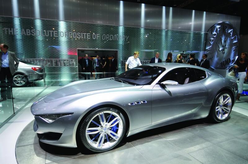 Maserati Alfieri صورة 2