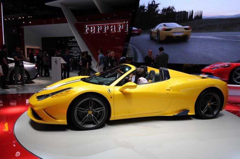 Ferrari 458 Special صورة 1