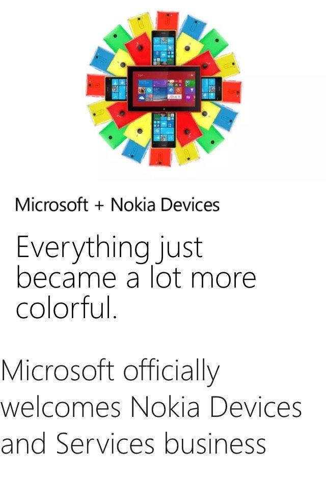 مايكروسوفت تنهي استحواذها على شركة نوكيا وتوقف علامتهم التجارية
