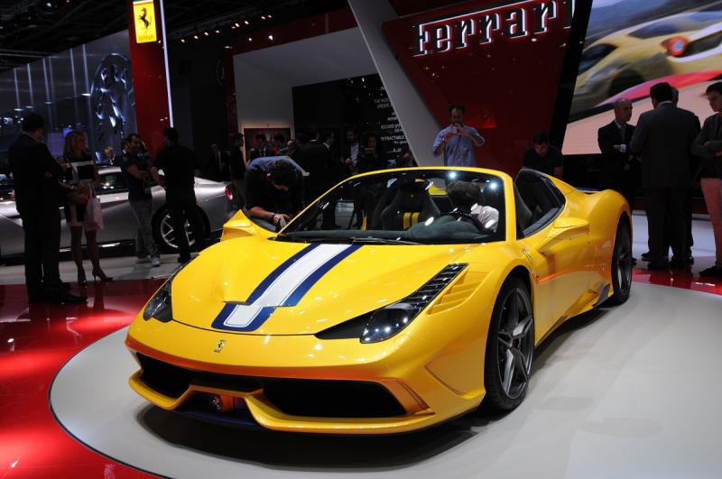 Ferrari 458 Special صورة 3