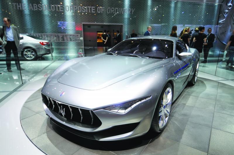 Maserati Alfieri صورة 1
