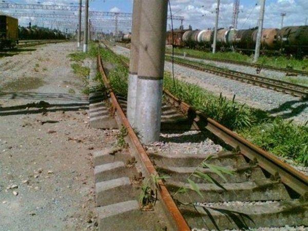 فن بناء السكك الحديدية