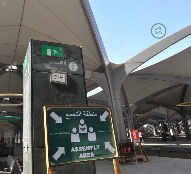 صورة أولية لقطار كهربائي يربط بين مكة والمدينة #السعودية 7