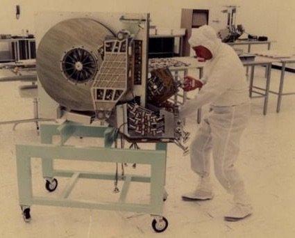 قرص صلب بحجم ٢٥٠ ميجا أنتج عام ١٩٧٩
