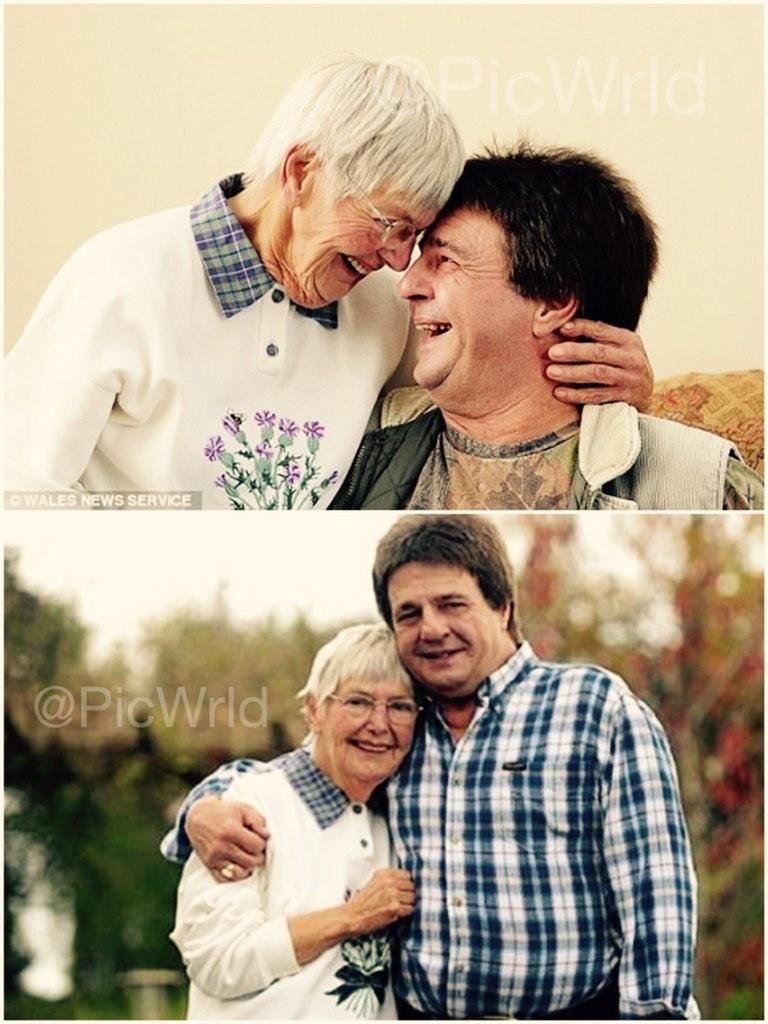 أم وابنها يلتقيان بعد 57 عاماً بفضل مواقع التواصل الاجتماعي! حيث افترقا وعمر الإبن لا يتجاوز الستة أسابيع!