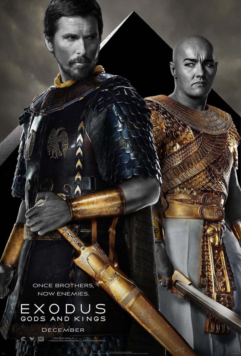 Egypt bans the Movie Exodus Gods and Kings