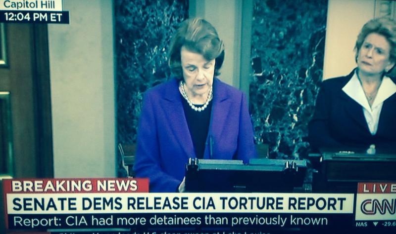 أوباما يصرح بإيقاف عمليات التعذيب التي تقوم بها المخابرات الأمريكية CIA في العالم لوحشيتها