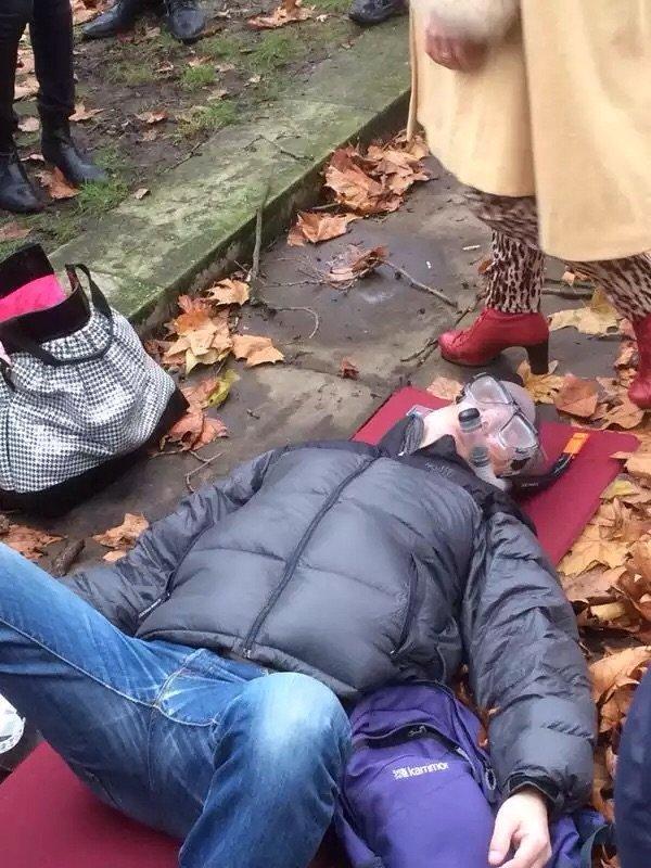 مظاهرات لندن لمنع قانون حجب المواقع الجنسية - صورة ٦