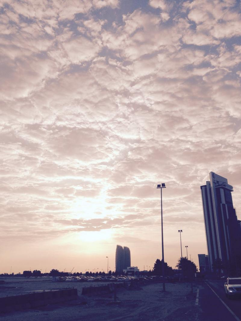 #صباح_الخير من #أبوظبي