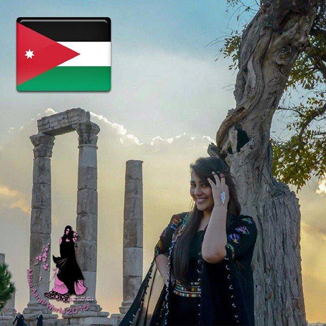 #ملكة_جمال_الأردن الجديدة #سيرين_بركات - صورة 1