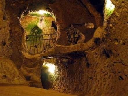 اكتشاف مدينة كاملة تحت الأرض في كابادوكيا في تركيا -صورة 6