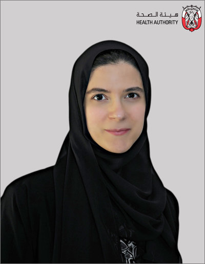 سعادة أ.د.مها تيسير بركات مدير عام صحة #أبوظبي ضمن أهم 100 مفكر في العالم