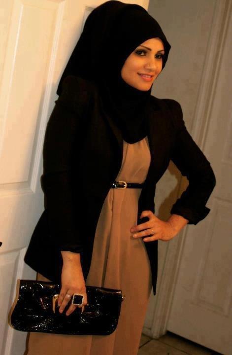 #ازياء #محجبات 2015 موضة #حجاب جديدة ستايل صوره رقم3