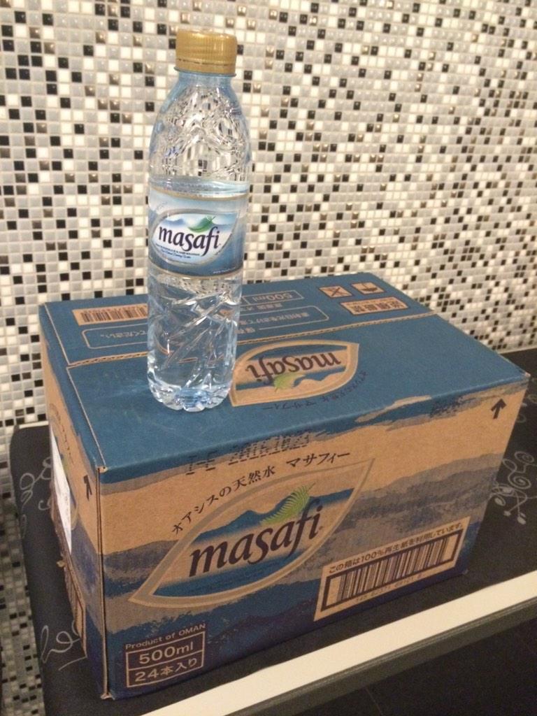 شركة masafi الإماراتية تبدأ بتصدير المياه من مصنعها في عمان الى اليابان