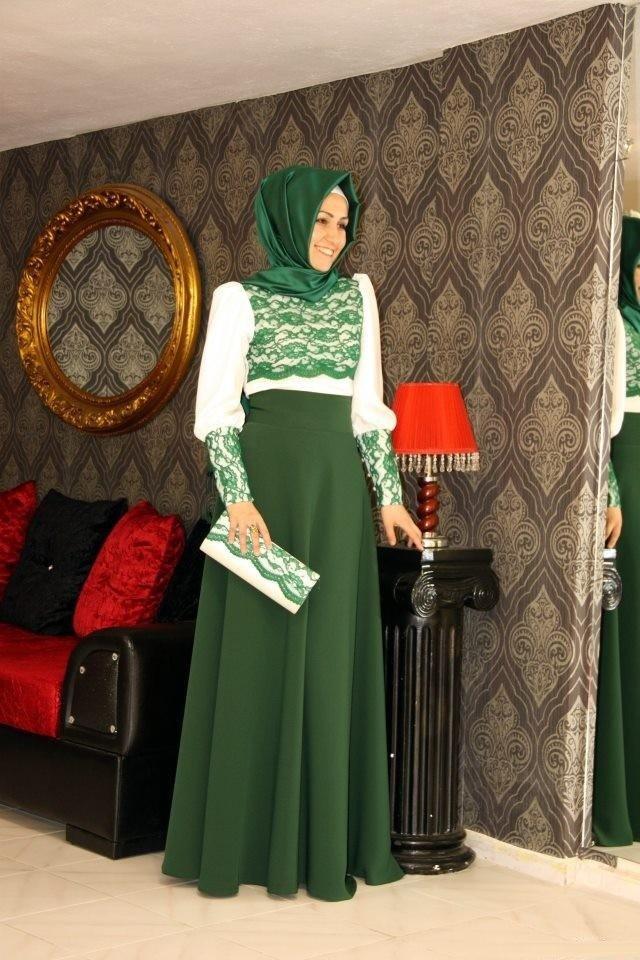 #ازياء #محجبات 2015 موضة #حجاب جديدة ستايل صوره رقم 9