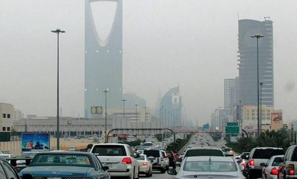 الأرصاد تحذر من موجة شديدة البرودة على #الرياض . #السعودية