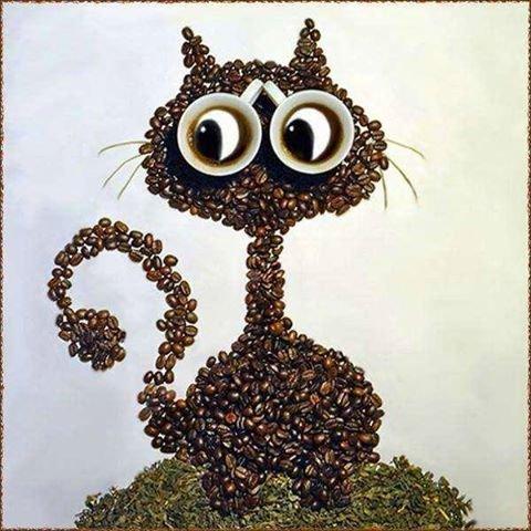 #ابداع#الرسم ب#القهوة صوره رقم 1