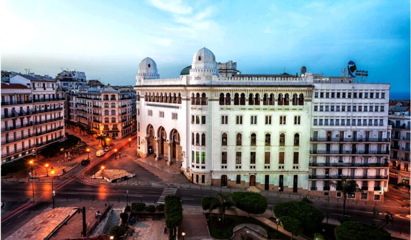 بريد الجزائر - الجزائر العاصمة