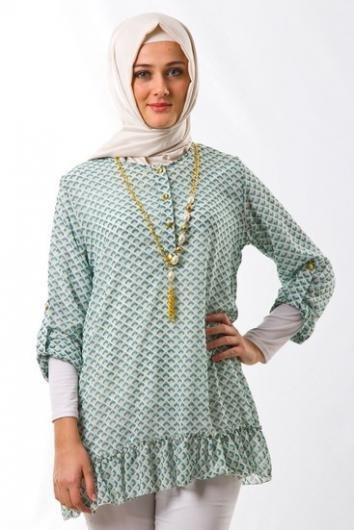 #ازياء #محجبات 2015 موضة #حجاب جديدة ستايل صوره رقم 8