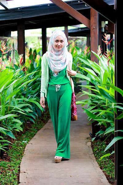 #ازياء #محجبات 2015 موضة #حجاب جديدة ستايل صوره رقم 6