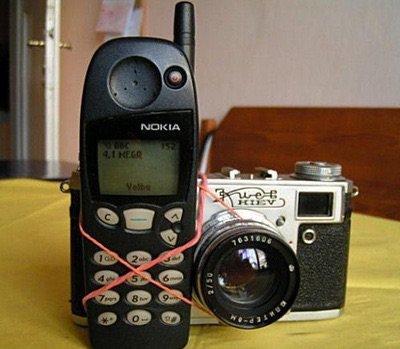 كيف تضيف خاصية الكاميرا لهاتف نوكيا ال#قديم