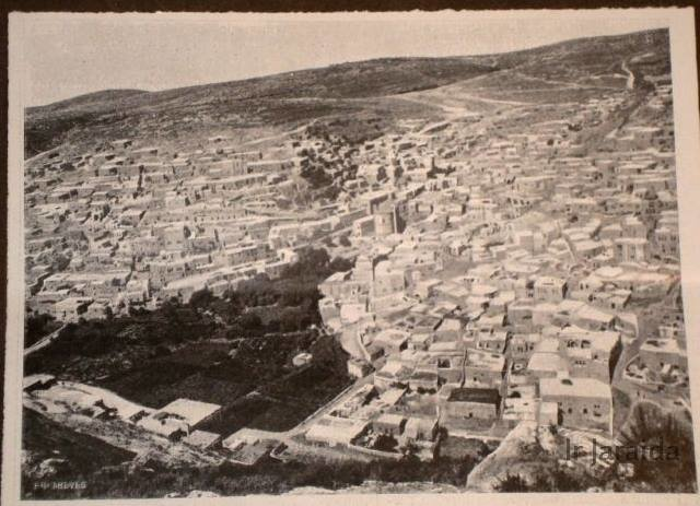 صور #قديمة ل #السلط سنة 1903 م #عمان #الاردن #غرد_بصوره