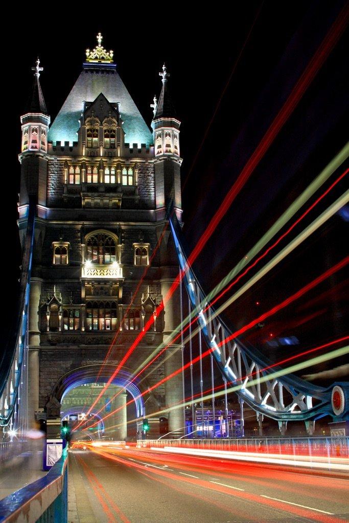 برج جسر #لندن