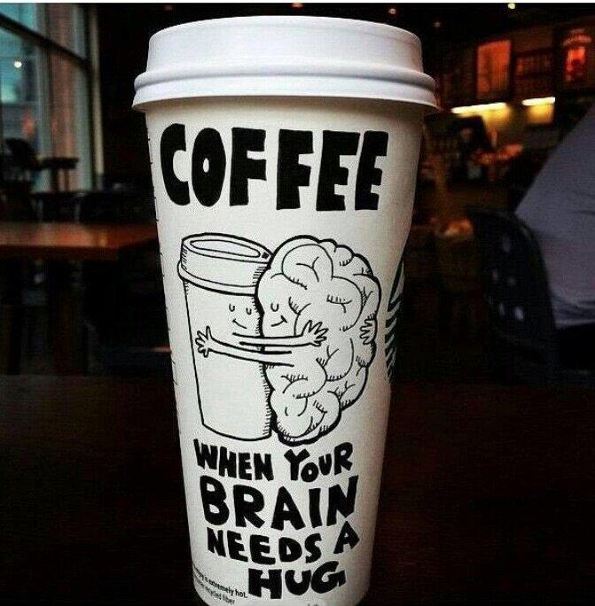 تغليف مميز لكأس قهوة #تسويق