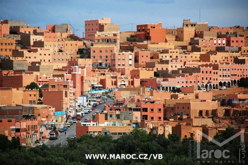اجمل مدن#المغرب