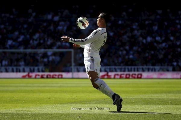 كريستيانو رونالدو يصبح سابع مدريدي يسجل 5 أهداف في مباراة واحدة بالليجا! #رونالدو #ريال_مدريد