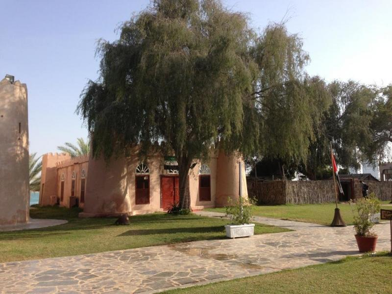 القرية التراثية / أبوظبي #الامارات