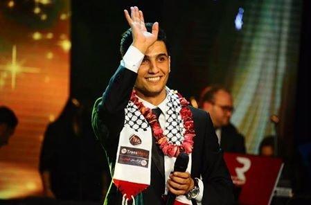 اختتم الفنان #محمد_عساف يوم السبت 16\\5\\2015 المهرجان العربي للإذاعة و التلفزيون بدورته ال 16 في المدينة المتوسطيّة الحمّامات #تونس