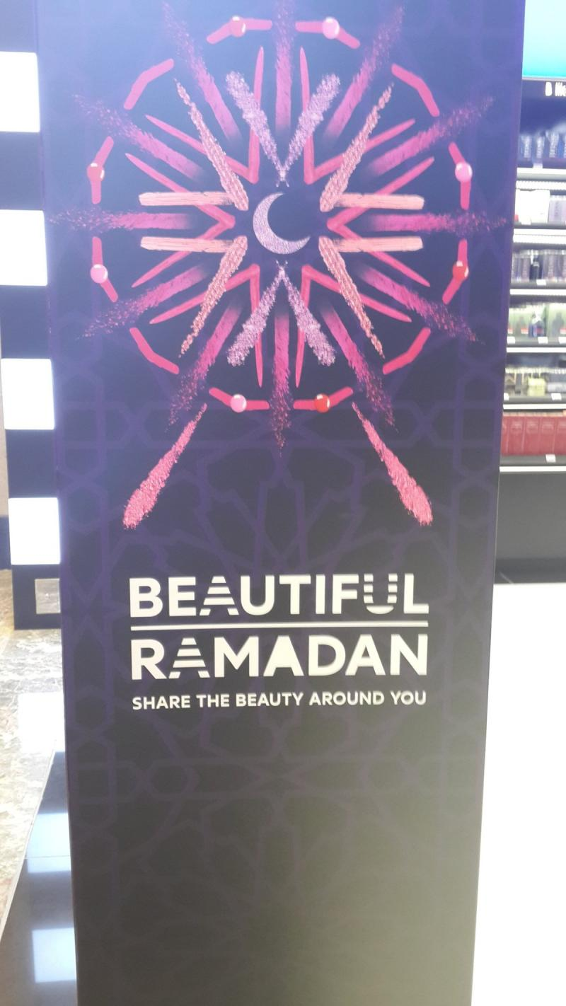 Beautiful #Ramadan - as per Sephora