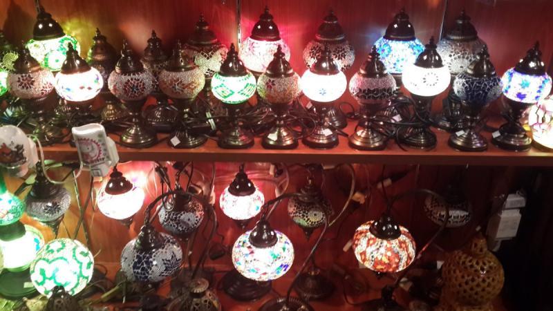 الفوانيس في السوق المركزي في #أبوظبي