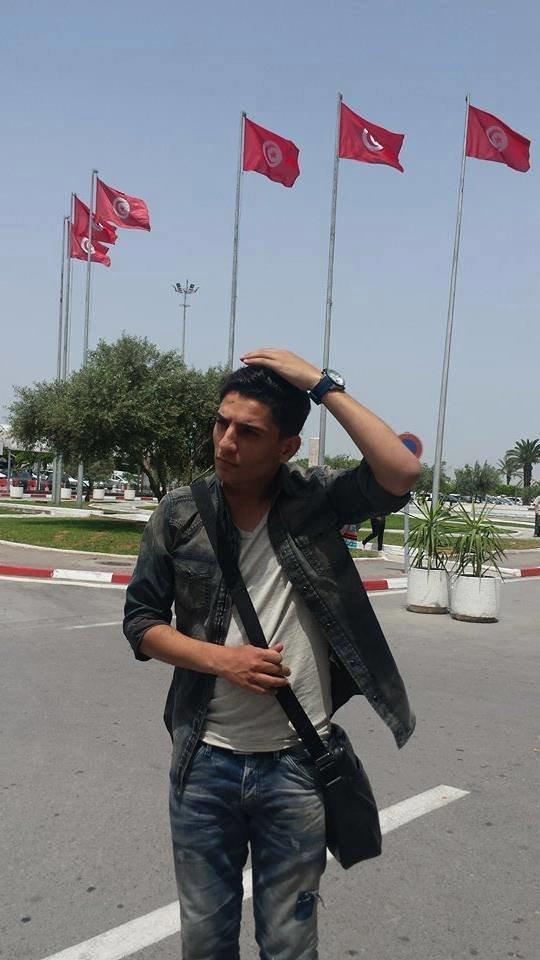 صور وصول الفنان #محمد_عساف إلى #تونس اليوم