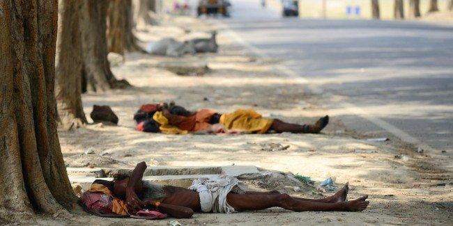 الهند ارتفاع حصيلة ضحايا موجة الحر إلى 800